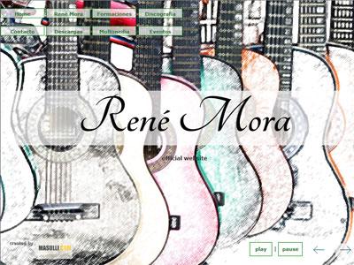 René Mora - Web Oficial