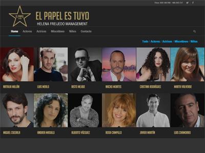 El Papel es Tuyo - Web Oficial