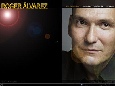 Roger Álvarez - Web Oficial